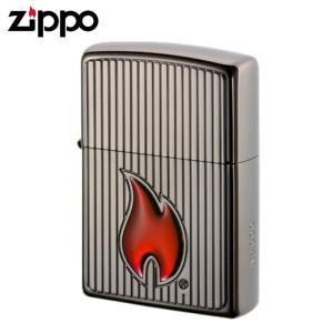 zippo ジッポーライター フレームアイコン BN ギフト プレゼント 贈り物  オイルライター ジッポライター 彼氏 男性 メンズ 喫煙具|e-zakkaya