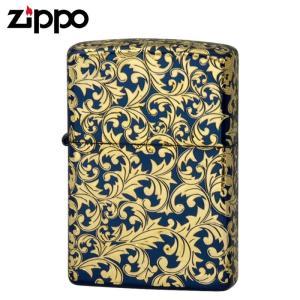 zippo ジッポー ライター オイルライター スプレンダー ゴールド ブルー