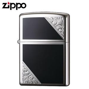 zippo ジッポーライター ヴェネチアンデザイン2SWBK   (別