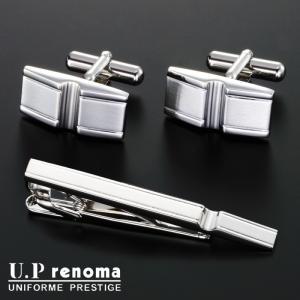 ネクタイピン カフス セット メンズジュエリー レノマ renoma UP renoma  RC3033 RT2033