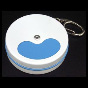 携帯灰皿 おしゃれ かわいい 携帯灰皿喫煙所フルーティーブルー メール便対応   メンズ Men's  おしゃれ|e-zakkaya