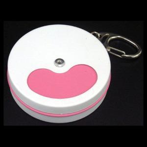携帯灰皿 おしゃれ かわいい 携帯灰皿喫煙所フルーティーピンク メール便対応   メンズ Men's  おしゃれ|e-zakkaya