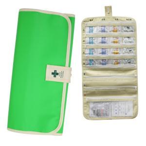 薬 整理 ケース 1週間分 携帯 旅行 壁掛け くすり整理トラベルバッグ Plus  敬老の日|e-zakkaya