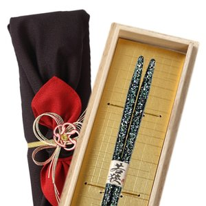 箸 23.0cm 箸 若狭塗箸 日本製  すり漆細身日本海 000909