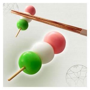 箸置き 和菓子 スイーツ  和菓子 三色団子