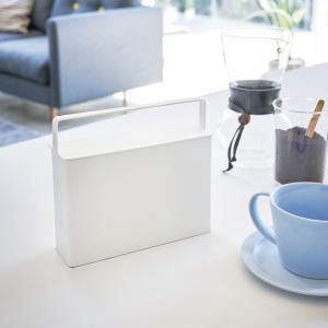 コーヒーペーパーフィルターケース ドリップ 収納 コーヒーペーパーフィルターケース プレート 03579 e-zakkaya