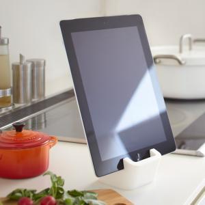 iPad 収納 スマートフォンスタンド スマホスタンド タブレットスタンド スクエア