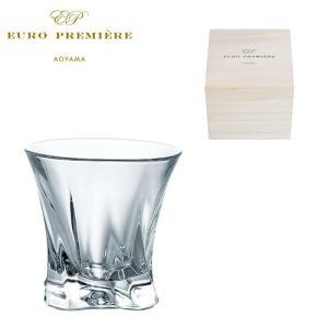 ロックグラス タンブラー チェコ製 ショットグラス 焼酎グラス クーパーオールドグラス 木箱入り 50379