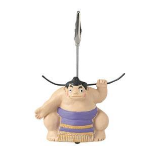 コミカルな力士がモチーフの大相撲デスクトップシリーズ。  力強くどこかコミカルな力士がモチーフのメモ...