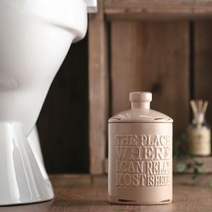 トイレポット サニタリーポット 汚物入れ ヴィンテージスタイルトイレシリーズ 全3色 トイレタリー