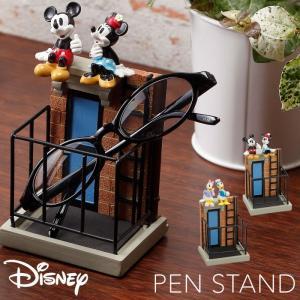 ペン立て ディズニー ドナルド デイジー オフィス かわいい ステーショナリースタンド ステーショナリー 文房具 おもしろ雑貨