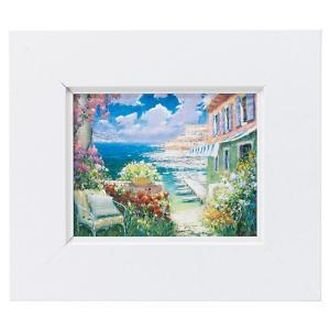 絵画 絵 風景画 海 インテリア 玄関   マルコマヴロヴィッチ 目覚めのキス(S) MM-02506