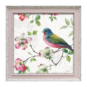 アートパネル 花 鳥 北欧 インテリア 壁掛け リサ オーディット ドッグウッド ガーデン3