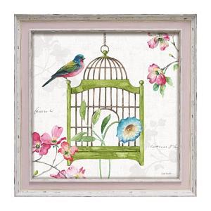 アートパネル 花 鳥 北欧 インテリア 壁掛け リサ オーディット ドッグウッド ガーデン5