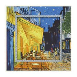 ビッグアート ミュージアム アート コレクション ゴッホ 夜のカフェテラス