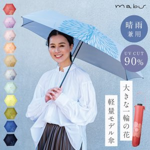 傘 レディース 日傘 折りたたみ 晴雨兼用 軽量 UVカット uvカット 耐風 丈夫 紫外線カット おしゃれ かわいい ベーシックライトマルチミニ デザイン