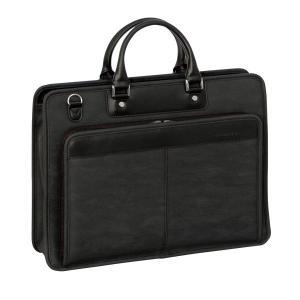 ブリーフケース ビジネスバッグ メンズバッグ 豊岡製 かばん 鞄 エドクルーガー ED KRUGER クラフト 23-0552 ブラック10   人気|e-zakkaya