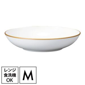 プレート 皿  食器 白 和洋皿 M ホワイト&ゴールド クリスマス ギフト プレゼント 贈り物