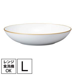 プレート 皿  食器 白 和洋皿 L ホワイト&ゴールド クリスマス ギフト プレゼント 贈り物