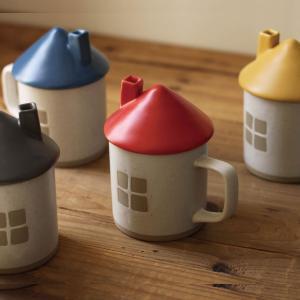 マグ マグカップ 蓋付き かわいい 電子レンジ対応 食洗機対応 食洗器対応 お家マグ 全5色 ギフト プレゼント 贈り物 e-zakkaya
