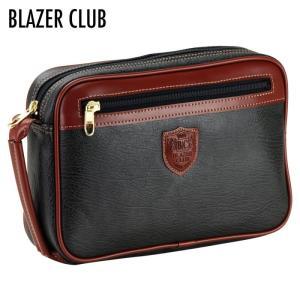 セカンドバッグ メンズ 紳士 クラッチバッグ  ブレザークラブ BDII セカンドバッグ 黒 25367   メンズ 男性用 mens 紳士 バッグ かばん 人気|e-zakkaya