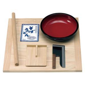 そば打ち道具 蕎麦打ち道具 セット 蕎麦 麺打ちセットB 86090
