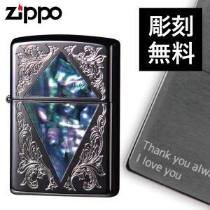 zippo ジッポー ライター オイルライター シェルシリーズ 2BKSHELL-ACDIA