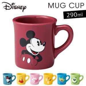 ディズニー マグカップ マグ 大きい 大きめ 大 たっぷりめ かわいい おしゃれ 食洗機対応 レンジ対応 ディズニー ワンカラーマグ
