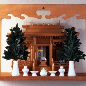 榊 造花 枯れない さかき 神棚用 榊 1対 1972 アイデア 便利 アイデア商品 アイデア雑貨 ギフト プレゼント 贈り物