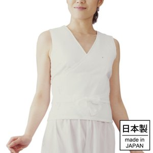 着付け 補正下着 和装下着 きもの補整着 白 パット付き M L   おしゃれ|e-zakkaya