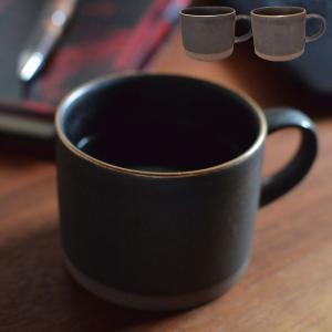 マグカップ 大きい 和モダン おしゃれ 黒マット マグ ギフト プレゼント 贈り物|e-zakkaya
