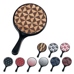 手鏡 コンパクト 和雑貨 かわいい ミニ手鏡
