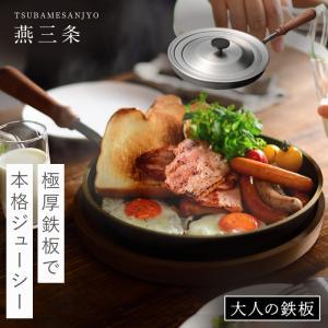 フライパン 鉄 鉄板 蓋付き プレート 鉄板焼き 鉄板料理 ステーキ グリル グリル料理 グリルパン 調理道具 キッチン 料理 大人の鉄板 フライパン26cm 蓋付き OTS8102  ワールドビジネスサテライト