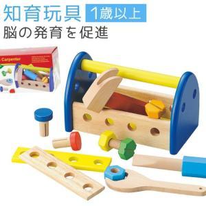 知育玩具 1歳 木のおもちゃ 出産祝い ウッデントイ ちいさなだいくさん