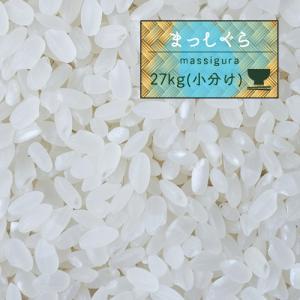 米 お米 白米 安い 30kg 精米分 29年 まっしぐら ...
