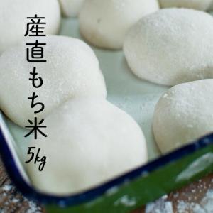 もち米 5kg 送料無料 もち 餅 餅米 産直もち 5キロ...