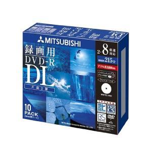 ■メディアタイプ:DVD-R DL(2層) ■入り数:10 ■容量:8.5GB ■録画時間:215分...