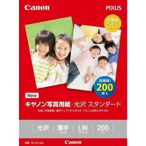 ■カテゴリ:写真用紙(印画紙タイプ) ■サイズ:L ■入数:200枚 ▼仕様 ・坪量(g/m2):2...