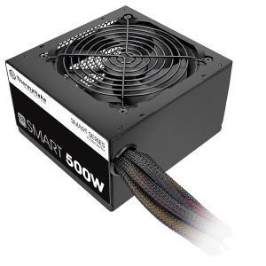 Thermaltake サーマルテイク SMART STANDARD 500W ATX電源 80+S...