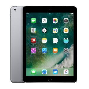 【apple(アップル)】iPad 9.7インチ WiFiモデル 32GB [スペースグレイ]  MP2F2J/A(2431917)【送料無料】