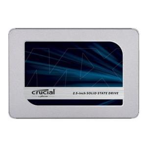 crucial クルーシャル 2.5インチ CT1000MX500SSD1JP (2443337) ...