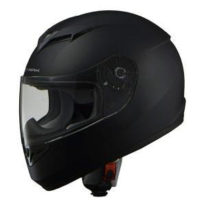 LEAD工業  リードコウギョウ バイクヘルメット フルフェイス STRAX マットブラック LLサ...
