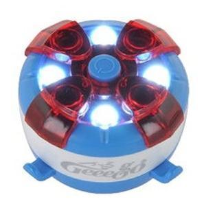 その他 自転車用LEDライト ブルー SCL1BL 送料区分B e-zoa