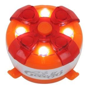 その他 自転車用LEDライト オレンジ SCL1OR* (2439665)  送料区分B e-zoa