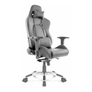 ■カラー:レイブン ■椅子の高さ:129.5-136cm ■座面幅:38cm ■座面奥行:55cm ...