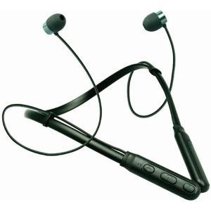 その他  そのほか FSC エフエスシー 寝ながら Bluetoothイヤホン マイク付き ネックバンド式ワイヤレス FS-BTSLP01-BK (2502048)  送料無料 e-zoa PayPayモール店
