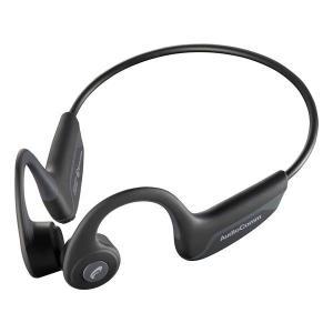 OHM  オーム電機 AudioComm 骨伝導イヤホン リモコン・マイク対応 骨伝導 Bluetooth HP-BC100N (2506165)  送料無料 e-zoa PayPayモール店