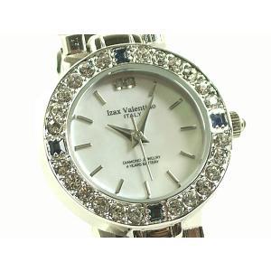 アイザック バレンチノ 腕時計 IVL9100 SS クオーツ レディース|e78nakaya
