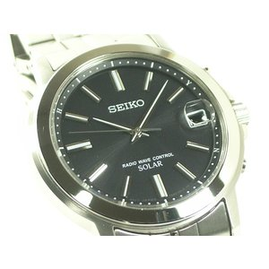 SEIKO 腕時計 スピリット 7B52−0AG0 ソーラー|e78nakaya