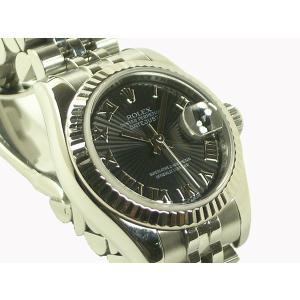ロレックス 腕時計 179174 SS/WG オートマ Z番 レディース|e78nakaya